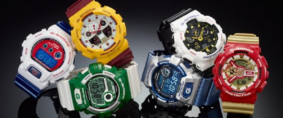 Tìm hiểu đồng hồ G shock có gì đặc biệt, có chống nước không?