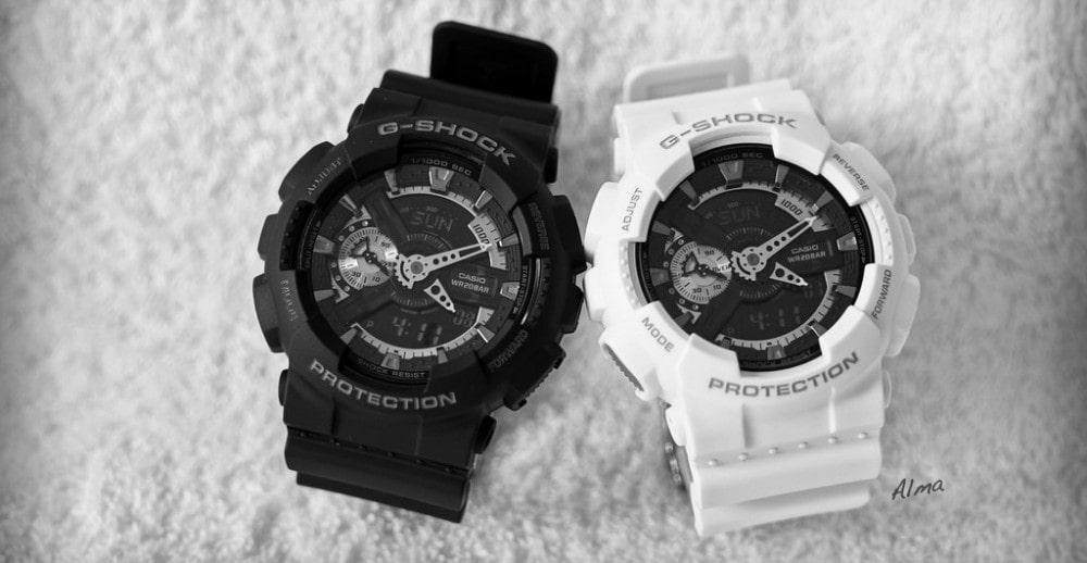 Đồng hồ G-shock cặp - thắp lửa tình yêu đôi lứa