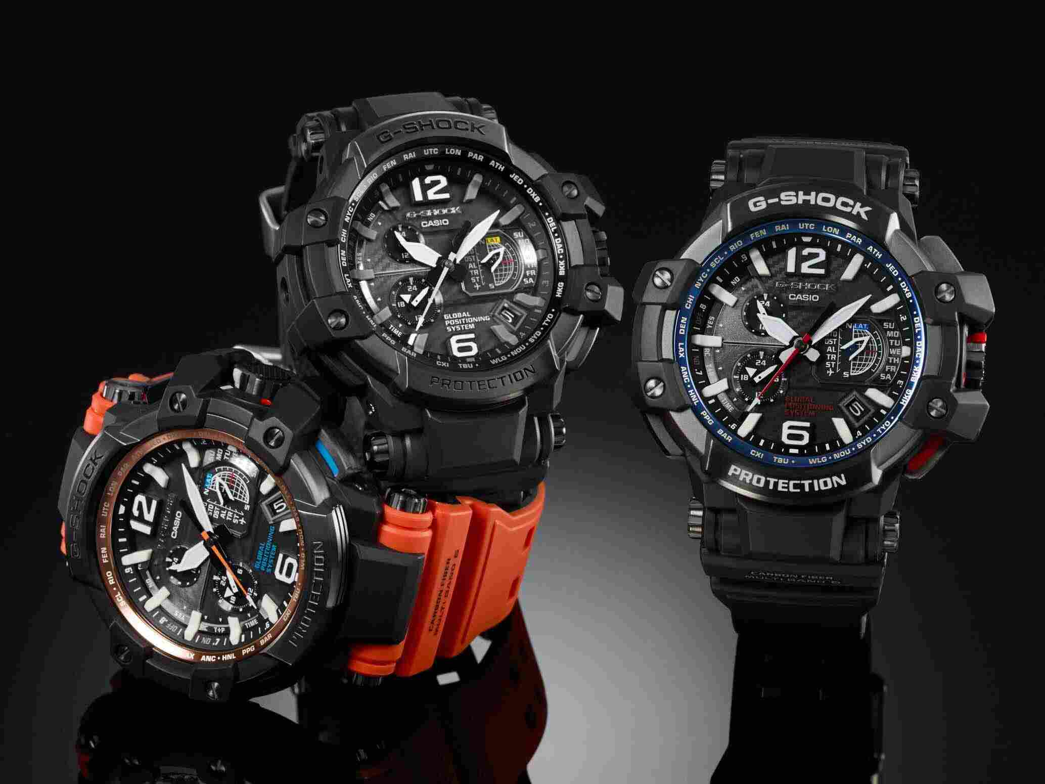 Bạn có biết: Đồng hồ G shock giá bao nhiêu?