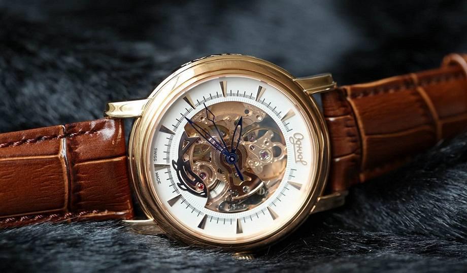 Bạn đã có đồng hồ nam dây da chưa?