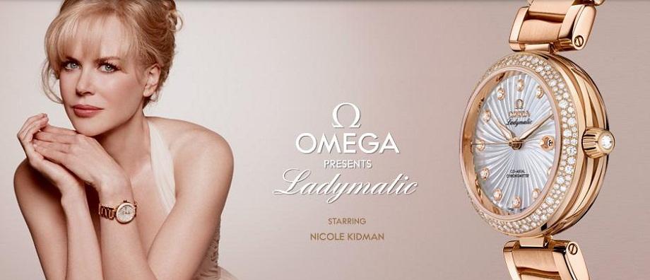 Đồng hồ nữ Omega Ladymatic - Đẳng cấp thời trang và nghệ thuật