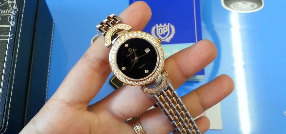 5 kiến thức hữu ích về đồng hồ nữ Olympia Star