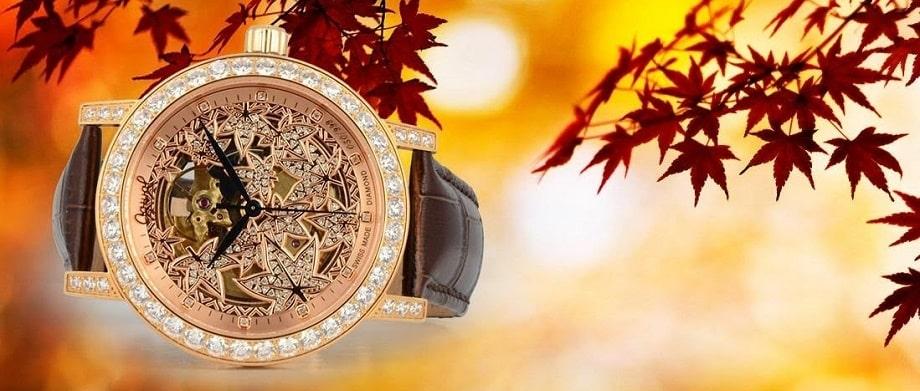 Skeleton trong thế giới đồng hồ Ogival chính hãng Hà Nội
