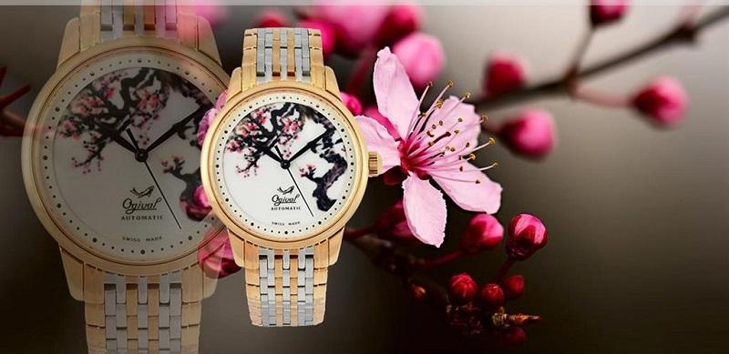 Vì sao phái mạnh lựa chọn đồng hồ Ogival nam ?