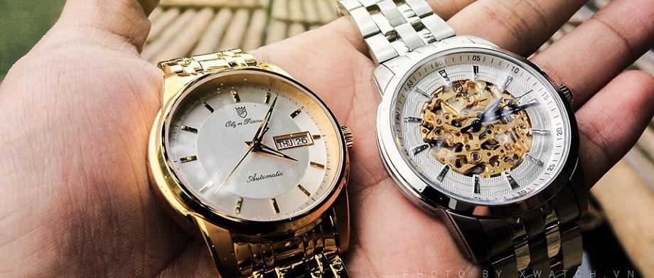 TOP 5 mẫu đồng hồ OP nam chính hãng mới nhất!