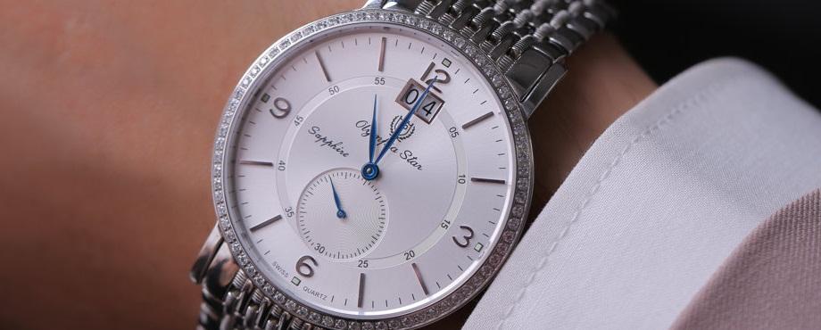 Tư vấn lựa chọn đồng hồ Olympia Star chuẩn phong cách