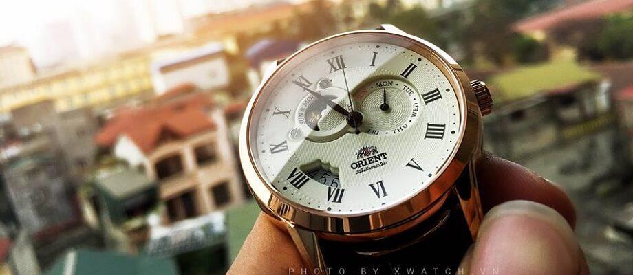 Giá đồng hồ Orient chính hãng Rẻ mà Chất!