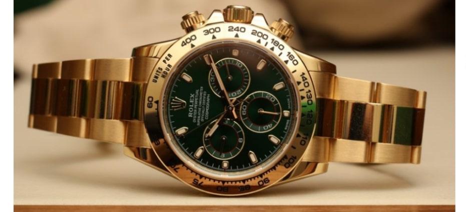 Đồng hồ nam Rolex - Đằng sau sự đắt đỏ mang tên Rolex