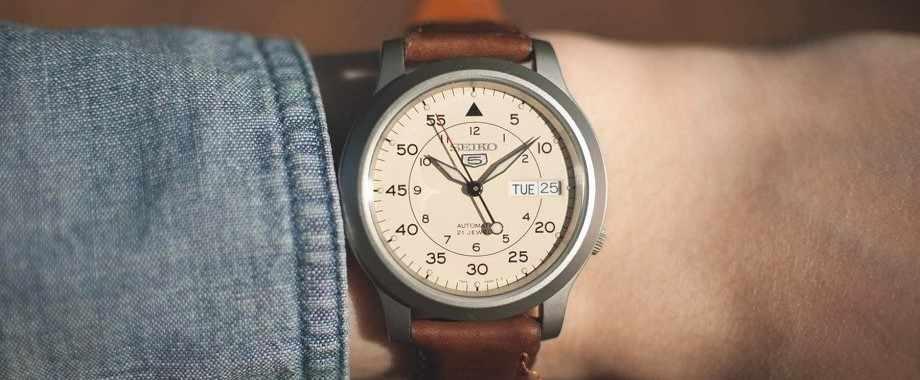Dưới 3 triệu có thể mua đồng hồ Seiko 5 quân đội chính hãng?