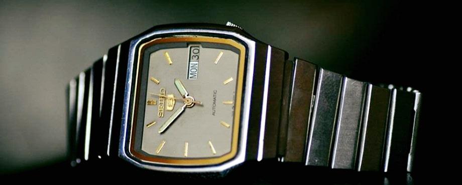 Top 5 đồng hồ Seiko bán chạy nhất với mức giá trên 200$