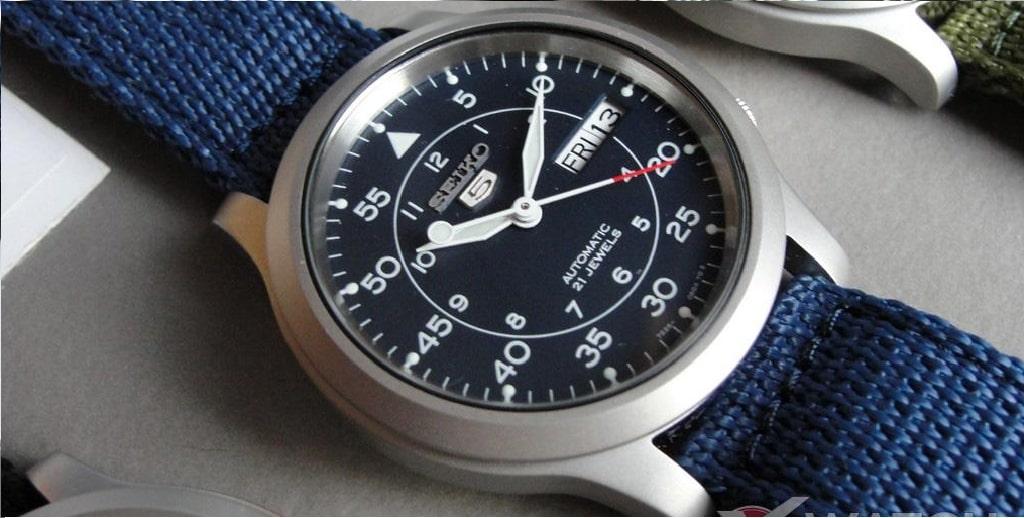 Bạn biết gì về động cơ 7S26 của đồng hồ Seiko Automatic?