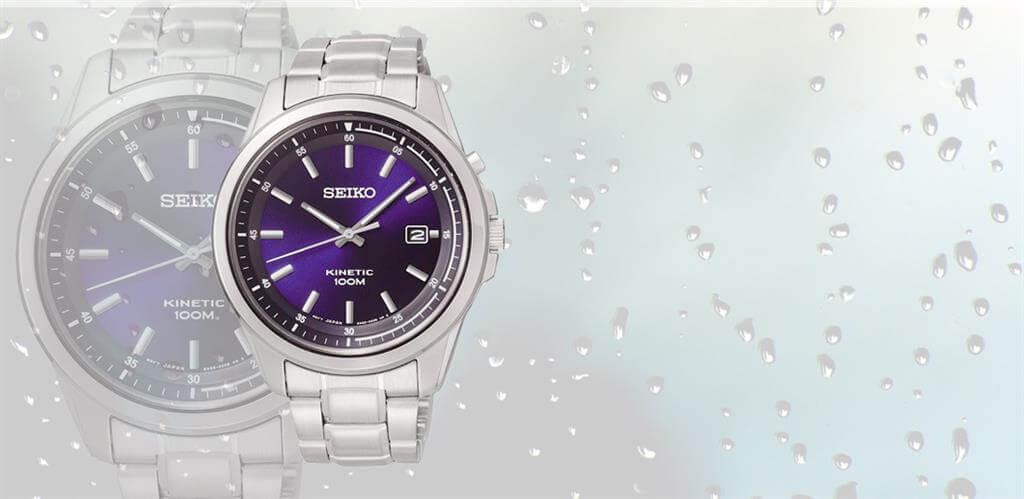 Máy đồng hồ Kinetic là gì?