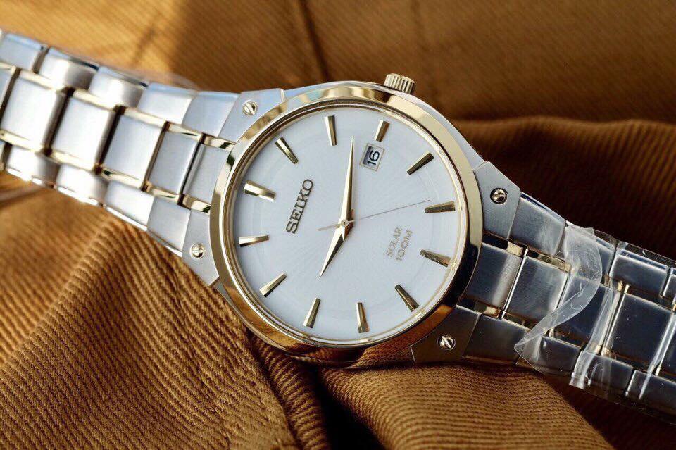 Đồng hồ Seiko Quartz Solar tại shop đồng hồ Seiko Hà Nội