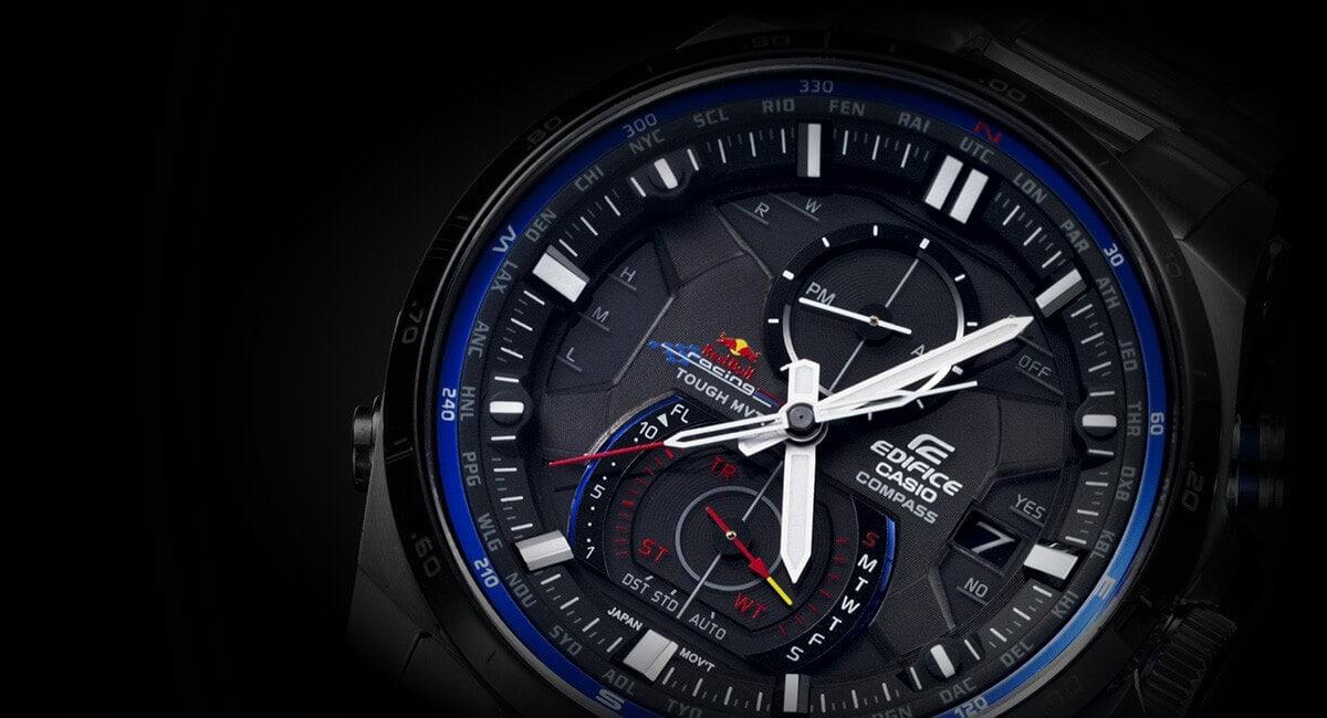 Điểm danh tính năng nổi bật của đồng hồ Edifice Casio