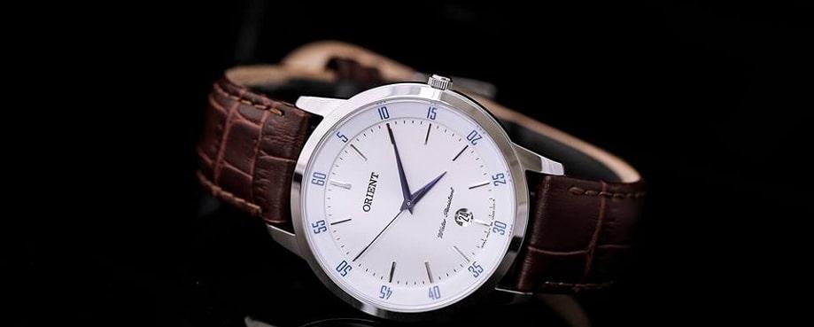 Bạn đã biết gì về giá đồng hồ Orient nam?