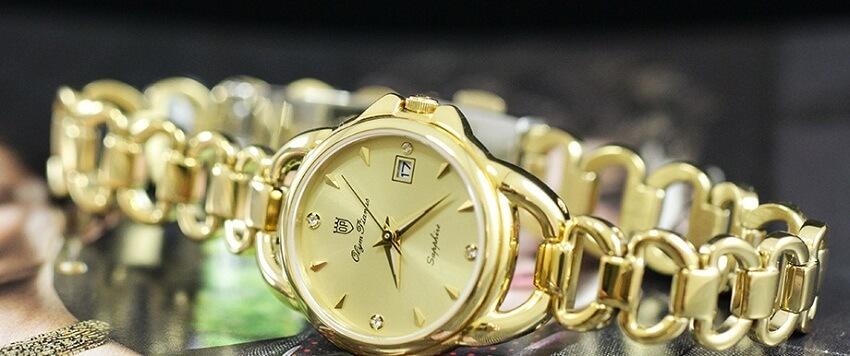 Cách chọn mua đồng hồ đeo tay nữ làm quà tặng