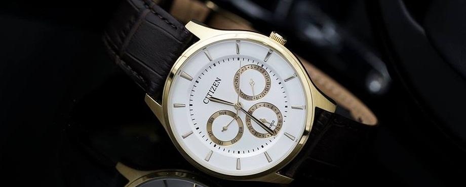 Bình chọn các mẫu đồng hồ nam Citizen đẹp nhất