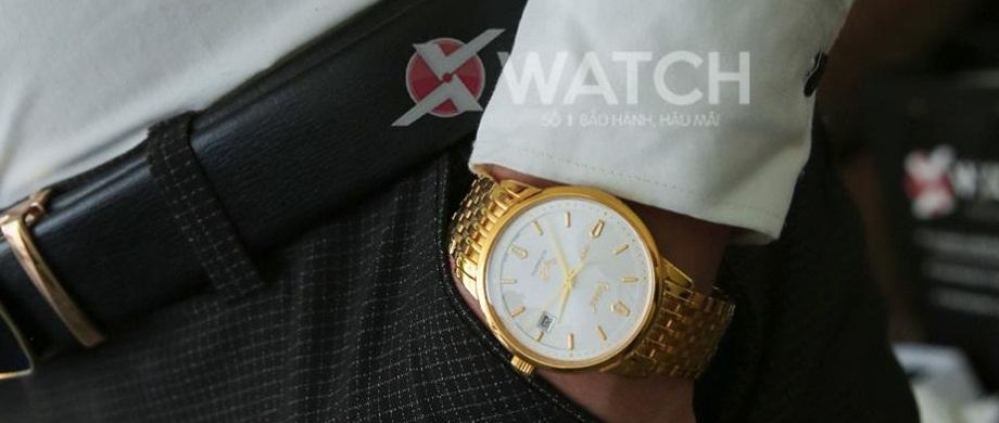 Một số loại đồng hồ Thụy Sỹ giá rẻ Hà Nội