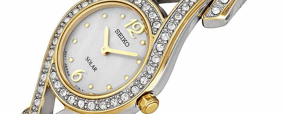 Giá đồng hồ Seiko chính hãng không còn lo lắng với phái nữ