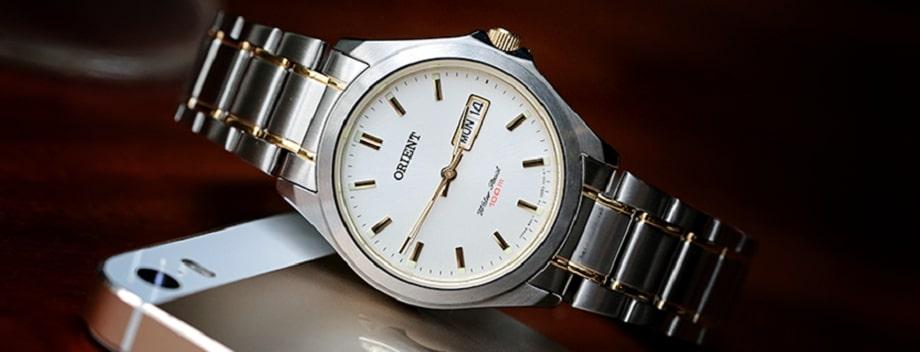 Bí quyết sở hữu đồng hồ Orient nam cho ngày mùa hè