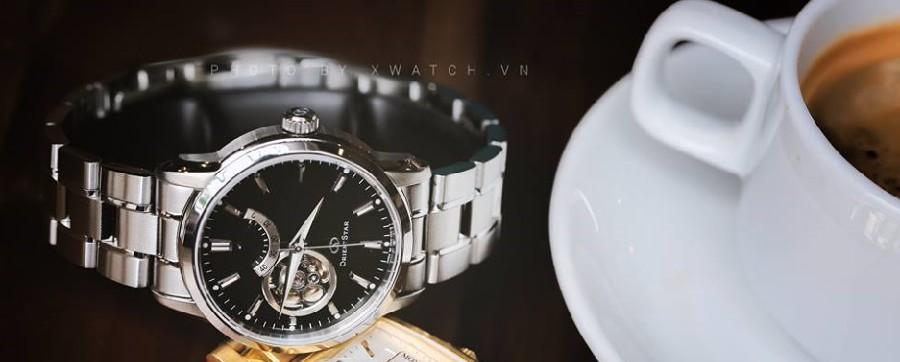 Mua đồng hồ Orient Star tại Shop đồng hồ Orient Hà Nội