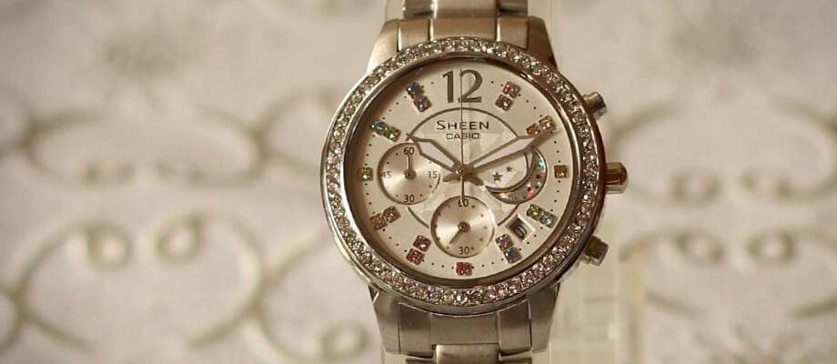 Các phân khúc giá của đồng hồ Casio Sheen