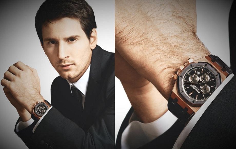 Những người nổi tiếng sở hữu mẫu đồng hồ cao cấp nào