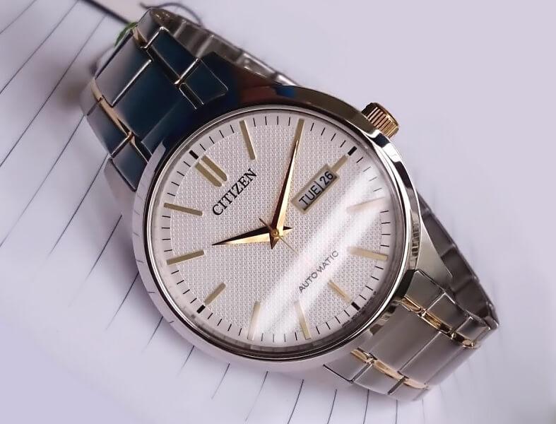TOP 5 mẫu đồng hồ Citizen chắc chắn phải sở hữu