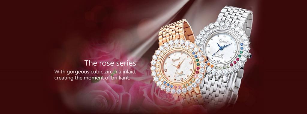 Truy tìm đồng hồ Thụy Sĩ nữ cao cấp
