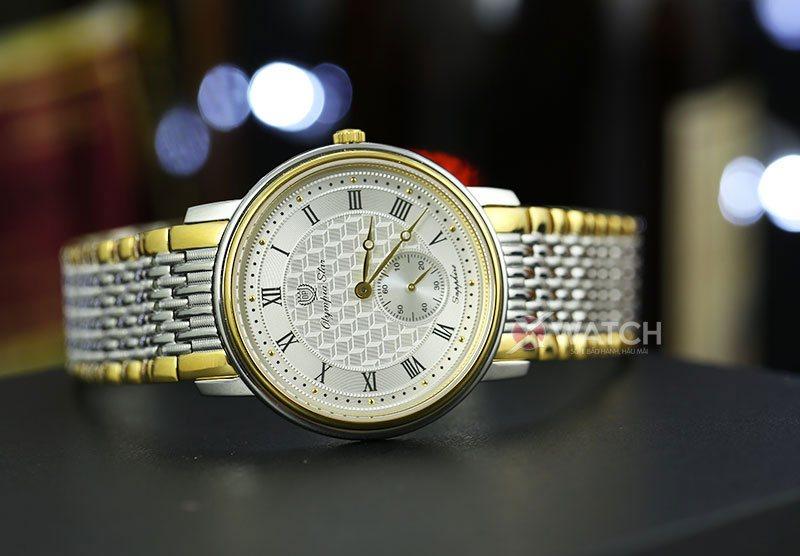 Giải mã sức hút của đồng hồ Olympia Star