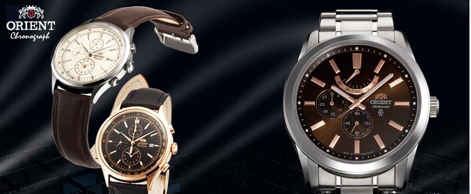 4 mẫu đồng hồ Orient nam chính hãng