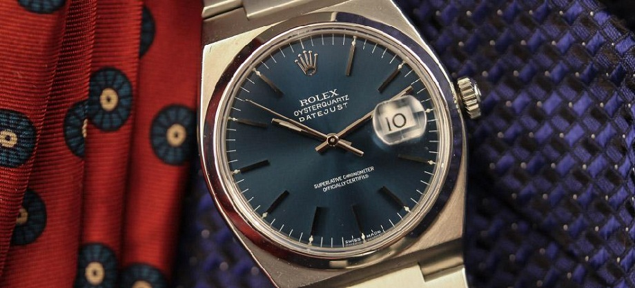 Điểm danh một vài mẫu đồng hồ nam đẹp mới của Rolex