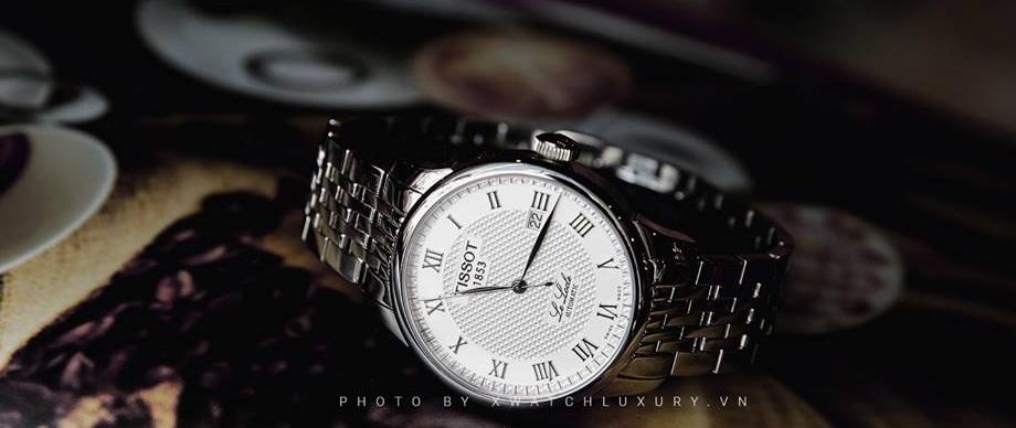 Phong cách của bạn phù hợp với dòng đồng hồ nam Tissot nào?