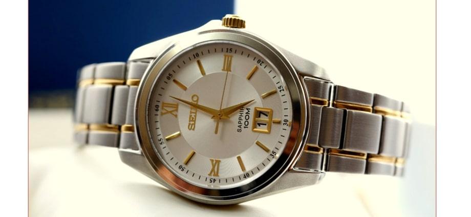 5 dấu hiệu để nhận biết đồng hồ Seiko nam chính hãng