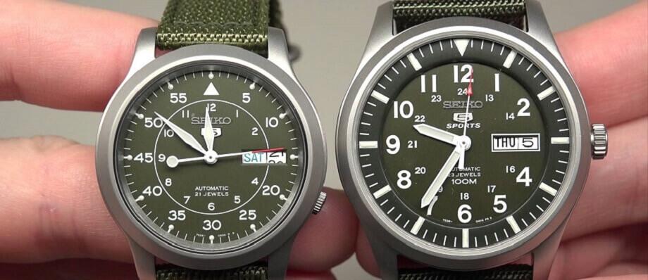 Bạn đã biết cách chọn đồng hồ Seiko phù hợp với mình?