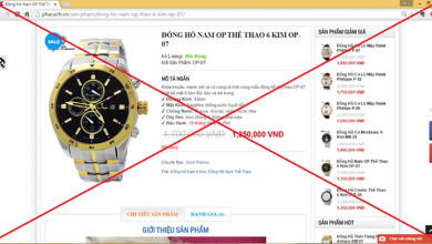 Bạn có biết: Sự thật về đồng hồ Fake?