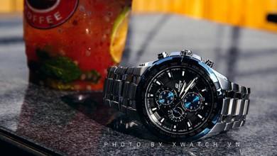 03 bước cơ bản nhận biết đồng hồ Casio chính hãng