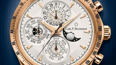 Tính năng Perpetual Calendar của đồng hồ cao cấp