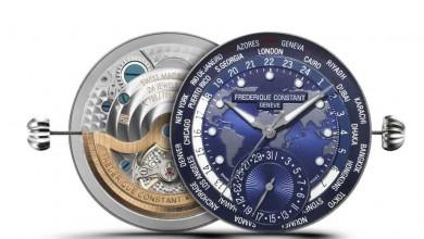 Đồng hồ GMT - Nhà du hành vượt thời gian