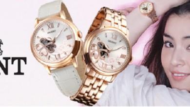 Giá đồng hồ Orient nữ như thế nào? Câu trả lời có ngay sau đây!