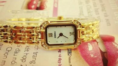 Hỏi về giá đồng hồ Seiko nữ