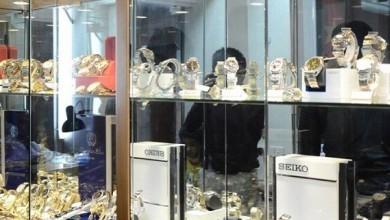 Shop đồng hồ Thụy Sỹ tại Hà Nội