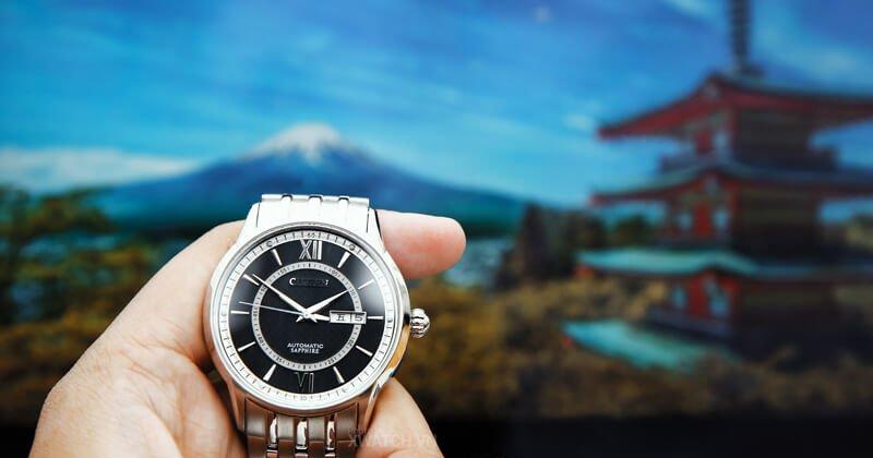 Bảo hành đồng hồ Citizen chính hãng tại Đà Nẵng
