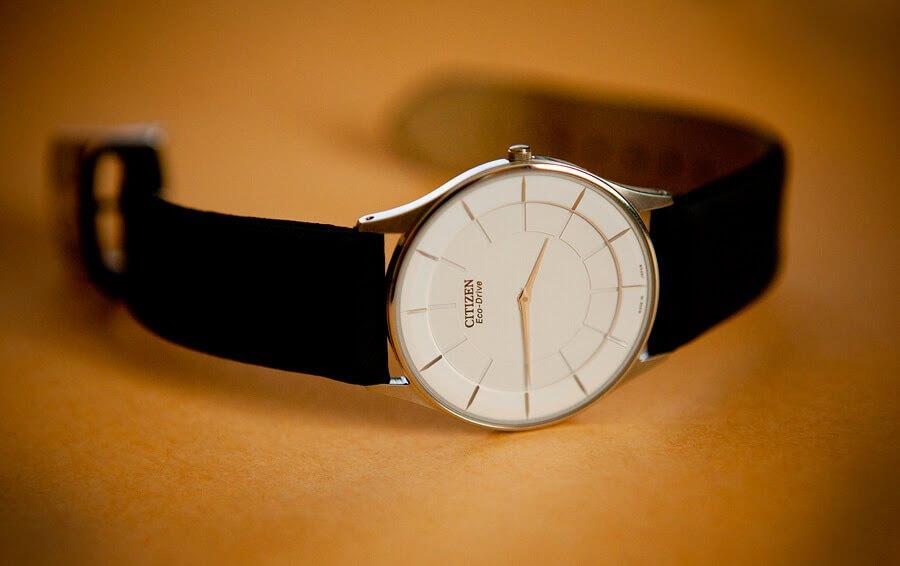 Bí mật quyến rũ của đồng hồ Citizen Eco Drive siêu mỏng