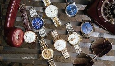 Chọn đồng hồ theo chất liệu dây như thế nào?