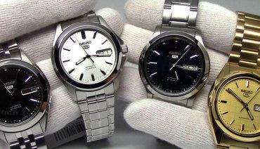 Các loại đồng hồ tạo nên sự khác biệt và nổi bật