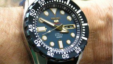 """Giải mã sức hút mang tên """"đồng hồ cơ Seiko 5"""""""