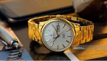 Những kiến thức hữu dụng nhất về đồng hồ mạ vàng