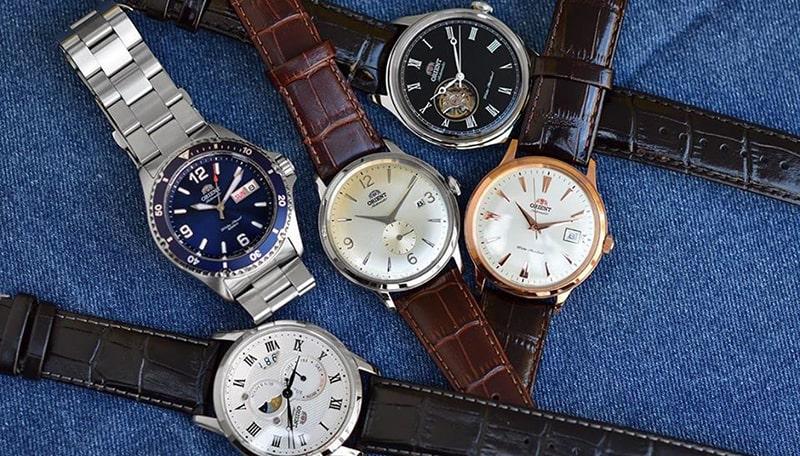 Điểm danh các dòng đồng hồ Orient hot nhất hiện nay