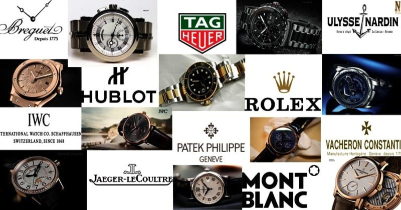 Tóm tắt lịch sử các thương hiệu đồng hồ nổi tiếng tại Việt Nam